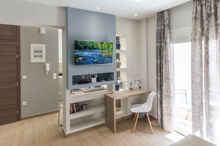 Small Luxury Apartment in Kolonaki - Αθήνα - อพาร์ทเมนท์