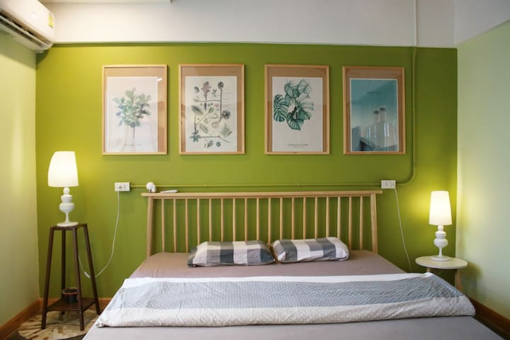 1.8*2米的舒适大床房