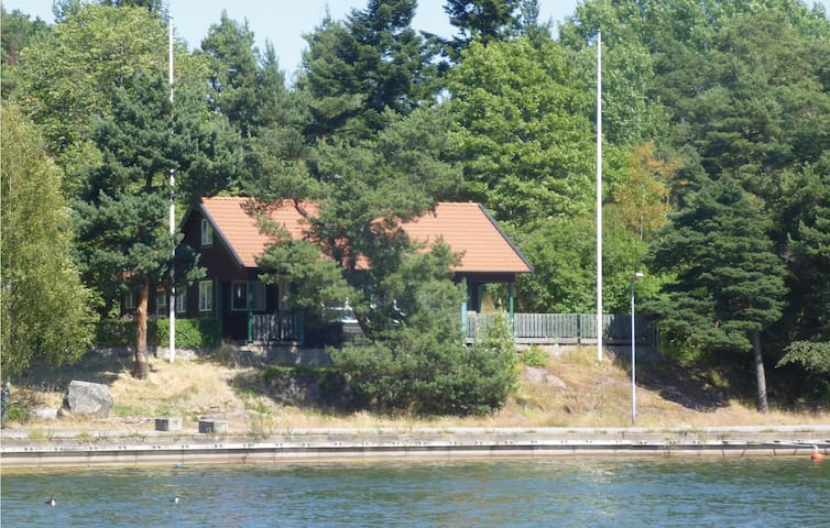 Holiday cottage with 5 bedrooms on 141 m² in Oxelösund