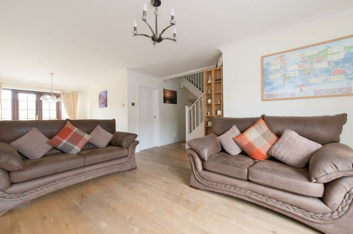Affordable private room in great central location - Chelmsford - Ház