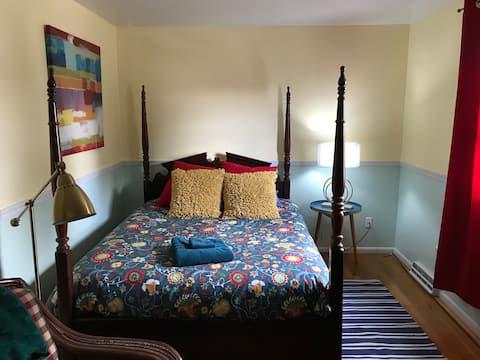 Private, quiet and spacious room in Cincinnati/NKY