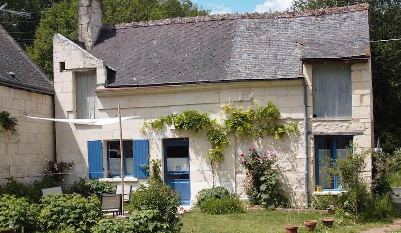 La Ménardière, chambre d'hôtes avec jardin