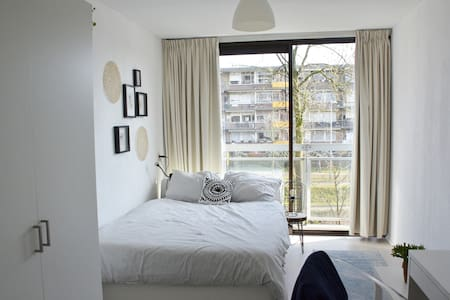Cosy and bright room with a modern touch