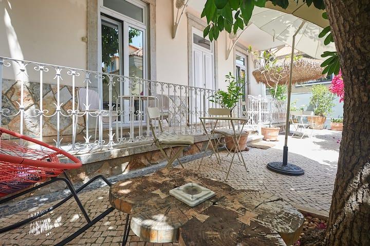 Ars in vinum_Suite_A 19thC Heritage Villa_Cascais