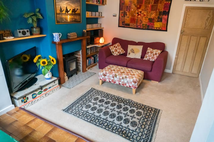 Cosy and stylish house close to centre