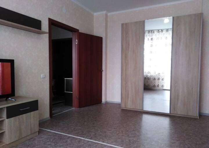 1-ая квартира, 44 м², 7\14 эт.