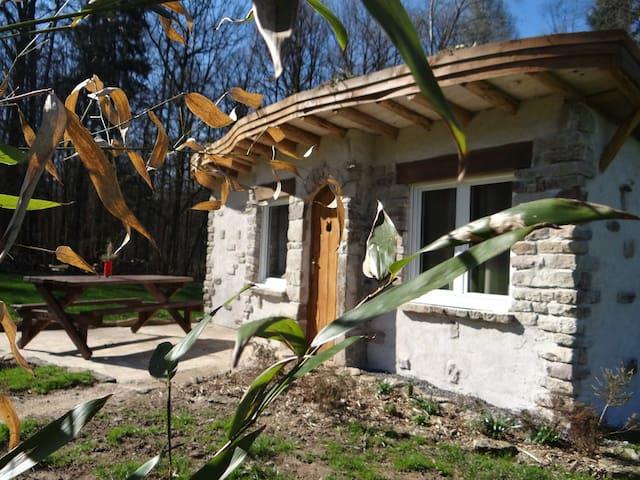 La cabane de pierre - Claudon - Cabaña