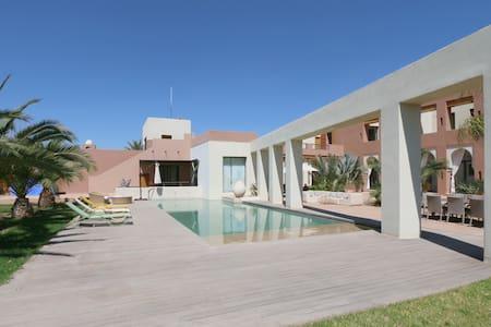 Super Maison pour Familles/Groupes - Marrakesh - House