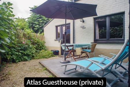 Your private cottage at Atlas Guesthouse !