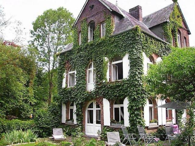 Le Manoir de la Huchette - Les Authieux-sur-Calonne - Casa