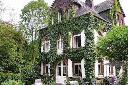 Le Manoir de la Huchette - Les Authieux-sur-Calonne