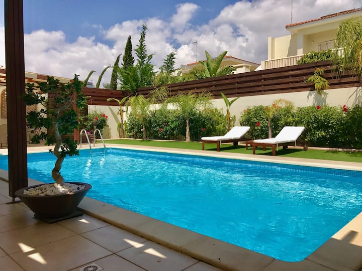 Perfect villa for family holiday