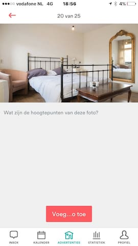 Super royale Love suit voor 2 pers - Oostvoorne - House
