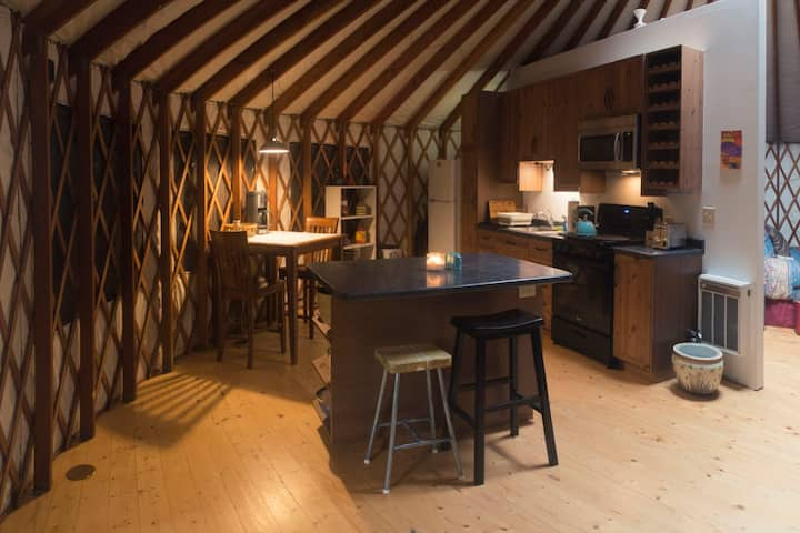 Cooperstown Cozy Yurt
