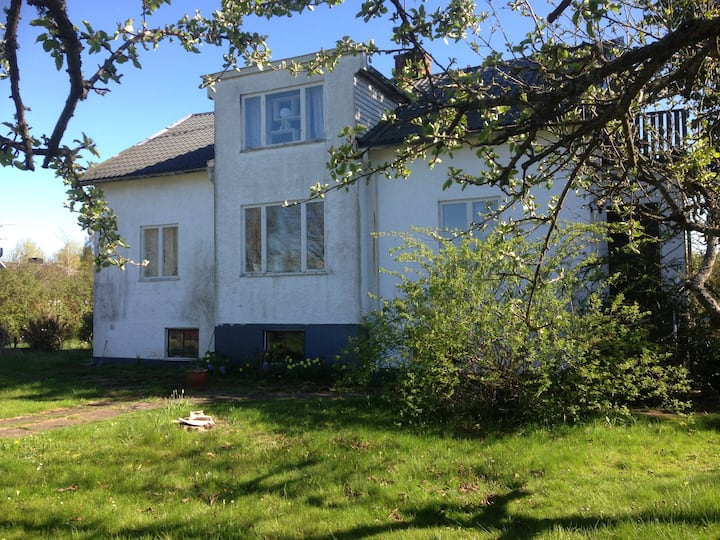 Familyhouse Come and stay with a swedish family