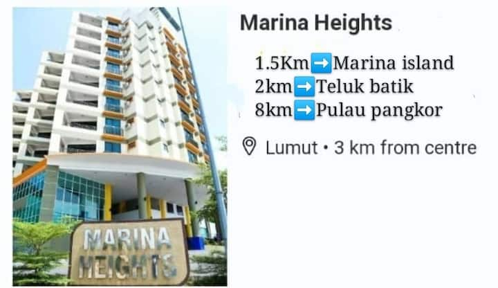 Marina Height @teluk batik