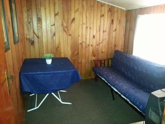 Cabaña Interior de 3 a 4 Personas