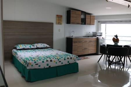 Acogedor y confortable Apartaestudio Onix House