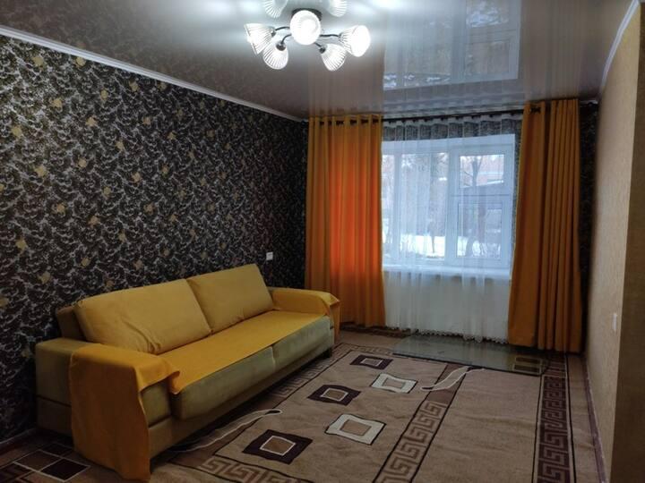 Апартаменты : )