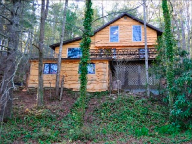Hoot Owl in Heart of Apple Country With Hot Tub - Hendersonville
