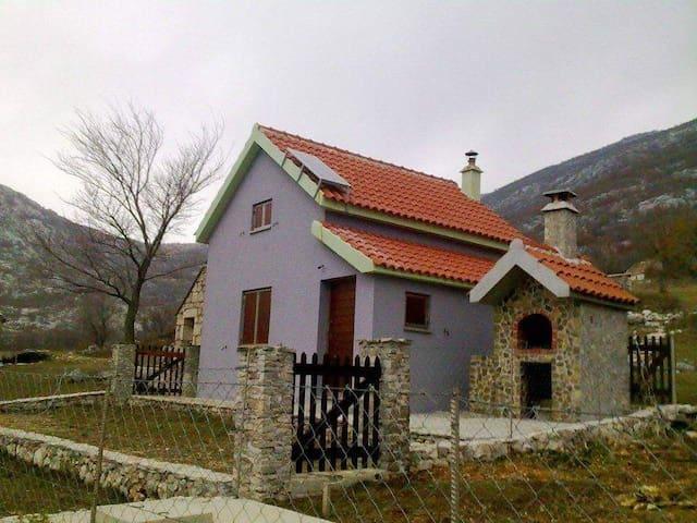 "Gebirgshütte ""MILKA"""