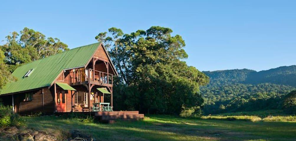 Rockwood Mountain Lodge