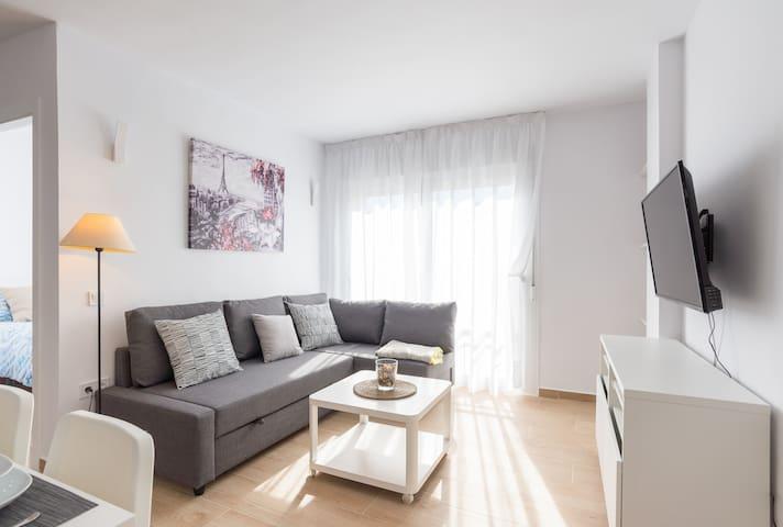 Gran Apartamento Nuevo en el corazón de Málaga