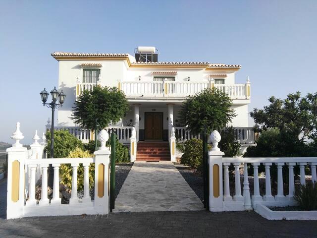 Casa Nuestra Esencia con magníficas vistas al mar
