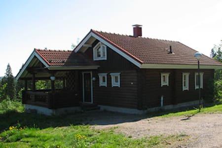 Maxpulse Cabins - Hollola - Přírodní / eko chata