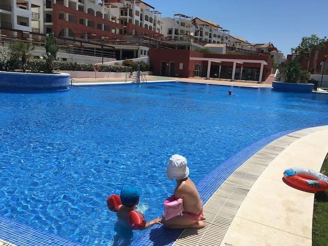 Apartment for family and golfers (Costa Esuri) - Ayamonte - Apartment