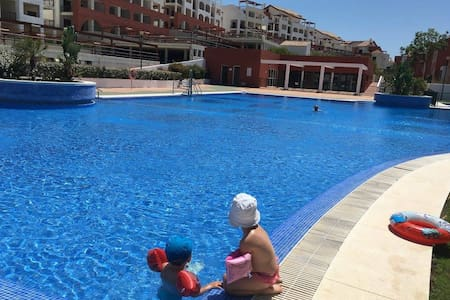 Apartment for family and golfers (Costa Esuri) - Ayamonte - 公寓