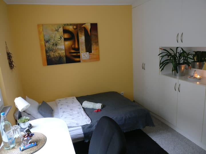 Loovley room with good fair connection