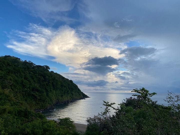Terra Pía, suite de mar y selva