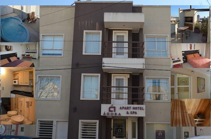 Apartamento Triple en Pleno Centro