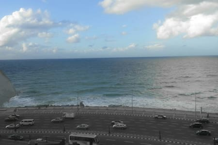 Beach view in Elegant neighborhood - Alexandria - Appartamento