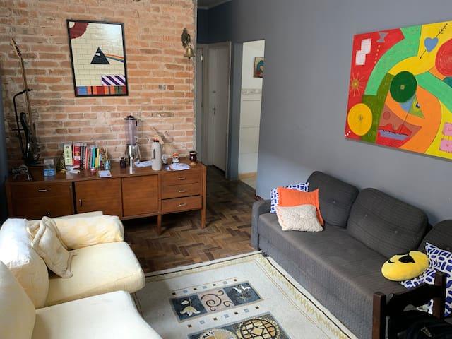 Good room in Higienopolis