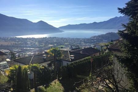Ferienwohnung im Casa Fiorentina - Muralto
