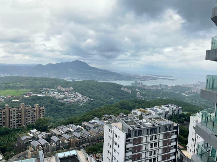 台北半山View海景房