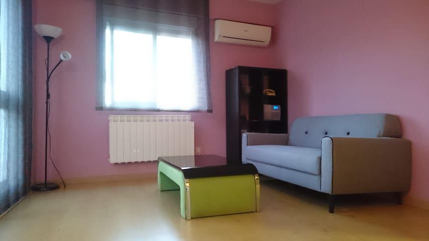 Beautifull, lighting and cozy apartament