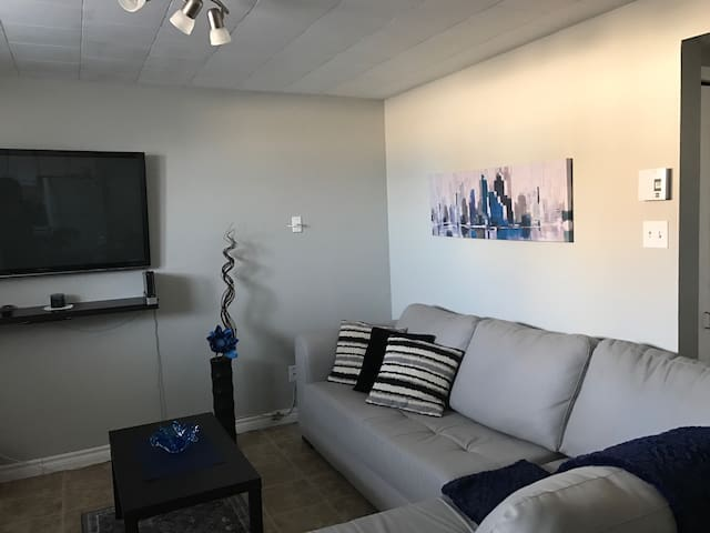 L'appartement Lima - Métabetchouan-Lac-à-la-Croix - Appartement