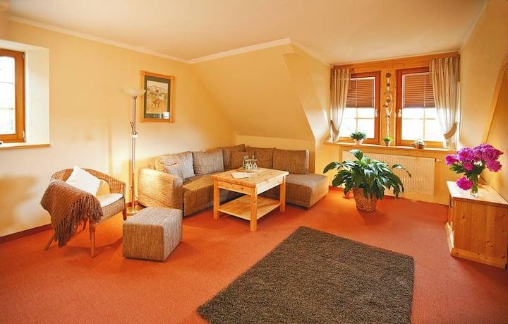 Naturhotel Etzdorfer Hof (Etzdorf/Heideland) - LOH06246, Appartement, 1 Schlafzimmer, max. 4 Personen