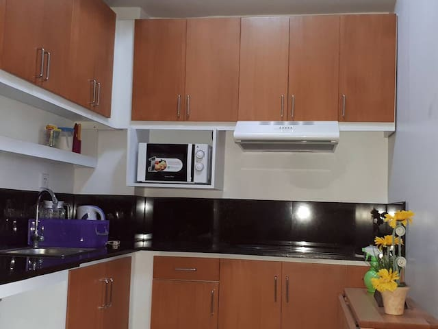 Fully furnished 1BR with wifi (Lot8)