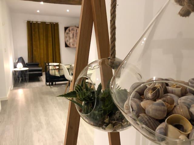 Apartamento centro Santander