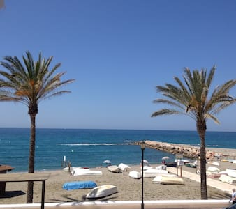 Vive frente al Mediterráneo! - Hele etagen