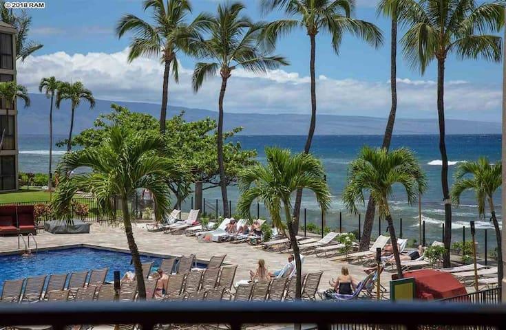 Kaanapali Shores Ocean View-Rate Inclues 14.4% Tax