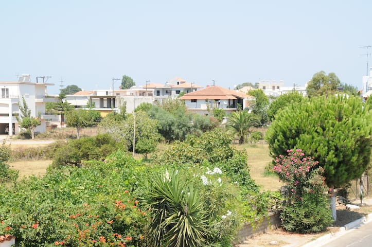 Φιλιατρινη φιλοξενια - Agios Dimitrios - Apartment