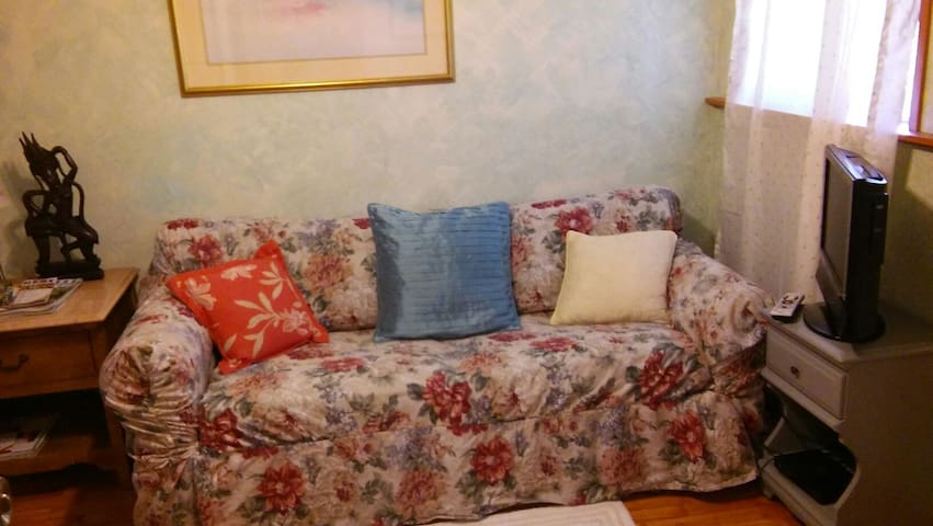Private one bedroom/one bath semi detached