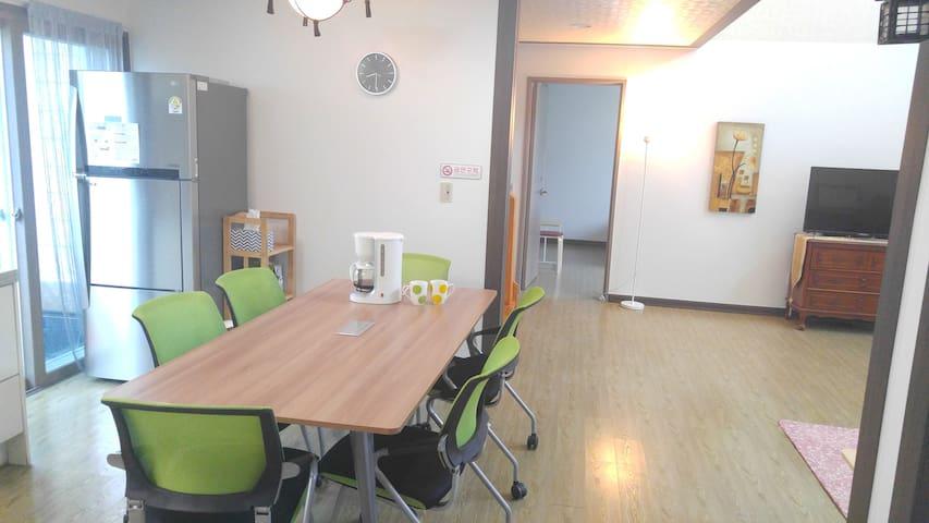 ★주뜰안  독채펜션★Whole house for rent - Seogwipo-si - House