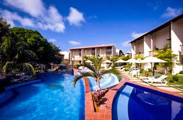 Great Location!!!!! Pipa's Beach Condo