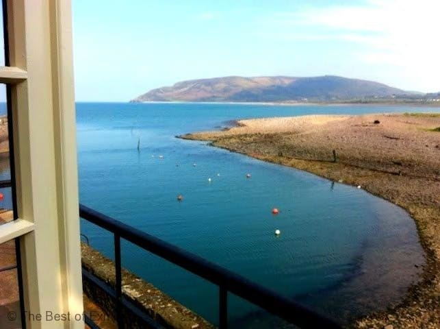 Harbour House Apartment, Porlock Weir - Porlock Weir - Huis